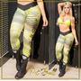 Calça Legging Fitness Pitbull Pit Bull Jeans Modela Bumbum!