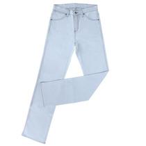 Calça Jeans Masculina Cowboy Cut Stretch Delavê - Tassa 1705