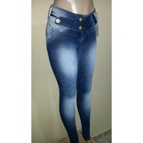 Calça Legue Jeans 2% Elastano