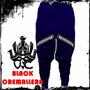 Calça De Moletom Masculina Saruel Swag Hip Hop