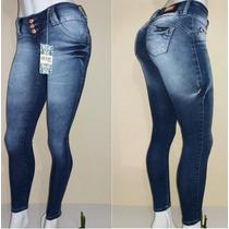Calça Legue Jeans 2% De Elastano