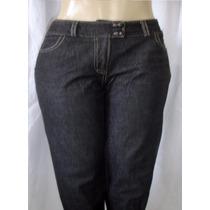 Calça Jeans Feminina Tam. Grande S/ Strech S3