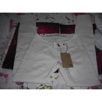 Liquidando!calça Planet Girls Sarja+calça Smack Jeans Tam 44