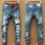 Calça Jeans Saruel Masculina Importada