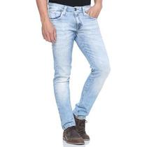 Calça Jeans Masculina Skinny 36 A 46 Excelente Qualidade