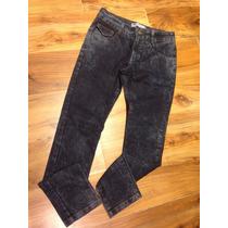 Calça Jeans Skinny Manchada Original Moda Masculina Elefant