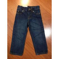 Calça Jeans Carters - 2t - Slim Fit