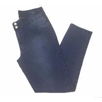 Promoção Calça Jeans Feminina Plus Size C/ Pequenos Defeitos