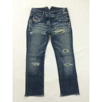 Calça Jeans Diesel - Fem - Tam 25 (usa)