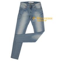 Calça Jeans Feminina Stretch Skinny Noah Com Elastano - Tass