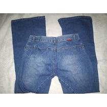 Calça Jeans Vide Bula Flare Tamanho 42