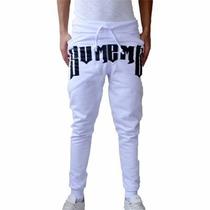 Calça Moletom Saruel Sumemo Masculino Branca Modelo 2015 206