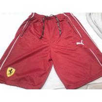 Shorts Ferrari Masculino Importado