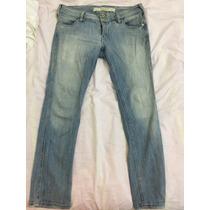 Calca Jeans Tamanho 40 Original Feminina Da Marca M. Officer