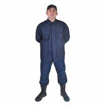 Farda Azul Marinho Guarda Municipal - Frete Grátis