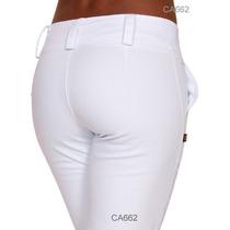 Calça Social Two Way Preta Openn Store Tenho Hot Pants 750