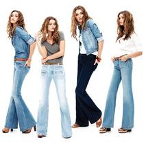 Calça Jeans Vide Bula Boot Cut ( Boca De Sino ) Flare 44