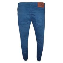 Calça Jeans Hollister Skinny Azul Marinho Frete Gratis