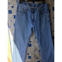Calça Jeans Masculina Levis 505 33x36 Azul Claro Original