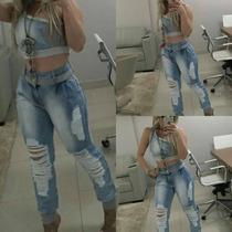 Calça Jeans Lançamento, Garanta A Sua,