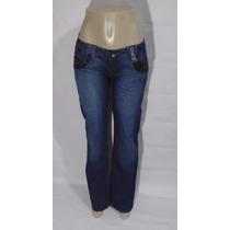 Calça Jeans Stretch Dolce & Gabbana Love Affair Tamanho 44
