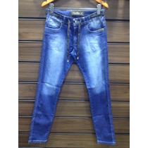 Calça Jeans Hurley Azul