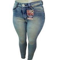Calça Jeans Feminina Hot Pants Morena Rosa Clara Mr01