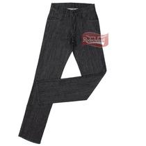 Calça Jeans Masculina Cowboy Cut Mistery Black - Tassa