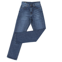 Calça Jeans Masculina Azul Chicago Regular Fit - Lee 200.8g.