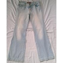 Calça Jeans Tam 36 Blue Steel 5 Bolsos