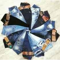 10 Calça Jeans Imporio Atacado Para Revenda Vários Modelos
