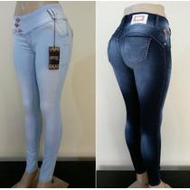 Kit 5 Calças Jeans No Atacado