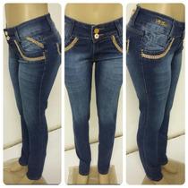Calça Pit Bull Pitbull Jeans Feminina Lançamento Nova