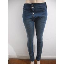 Calça Jeans Saruel Tam 12 Infantil Ou 34-36 Adulto