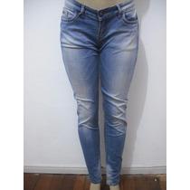 Calça Jeans Planet Girls Tam 40 Bom Para 42 Com Strech