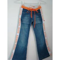 Art Kids - Calça Jeans. Tamanho 06. Temos Lilica Ripilica.