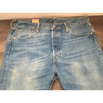 Levis Calça Jeans Modelo 501 W34 L34 - 5011614