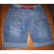 Shorts Jeans Tamanho 40