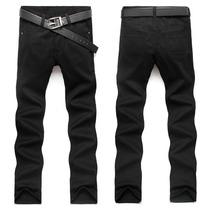Calça Jeans Sarja Masculina Slin Fit Lycra Stretch 36 A 46