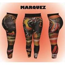 Calça Leggins Marque Marc Marquez - Motoxwear