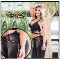 Calça Pit Bull Jeans Com Bojo Removível Com Frete Grátis!