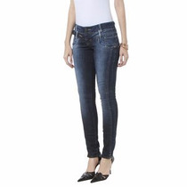 Calça Vakko Jeans Cigarrete Skinny Azul Escuro 38