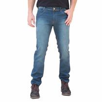 Calça Jeans Skinny Masculina Blue