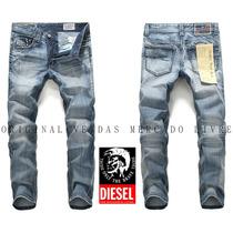 Calça Jeans Masculina D-esel Clear 2015 - Alta Qualidade