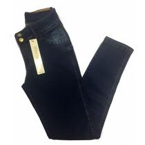 Calça Feminina Jeans Com Elastano Tamanhos Grandes 44 Ao 64