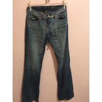 Calça Jeans M Officer Fem Tam 36