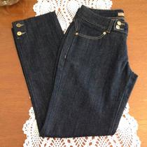 Calça Jeans Siberian Skinny Feminina Azul Escuro Dourado 38