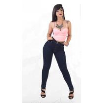 Calça Jeans Hot Pants Com Elastano Barato E Qualidade