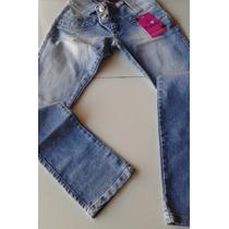 Calça Jeans Promoção Cintura Baixa Skinny Tamanho 38