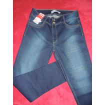 Calça Jeans Cintura Alta Plus Size Biotipo Tam 52 54